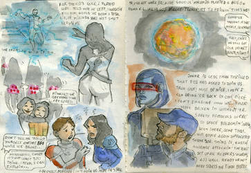 Mass Effect 3: log 49 by crisurdiales