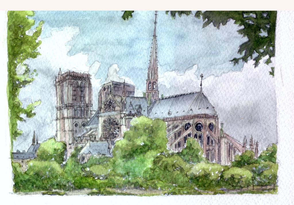Notre Dame by crisurdiales