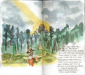 A survivor's journal (XXXVI) by crisurdiales