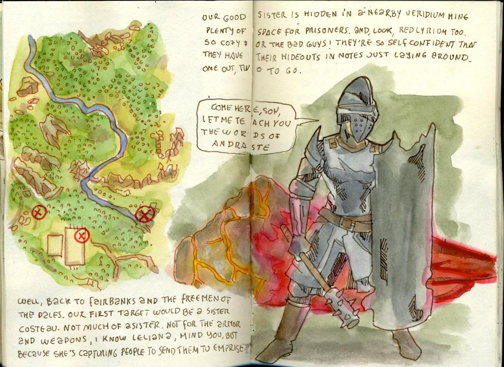 Dragon Age Inquisition Xv By Crisurdiales Deviantart – Fondos de