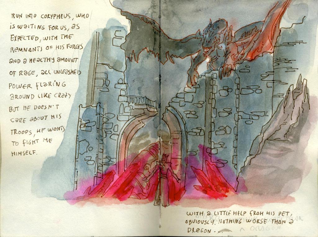 Dragon Age Inquisition (CIV) by crisurdiales