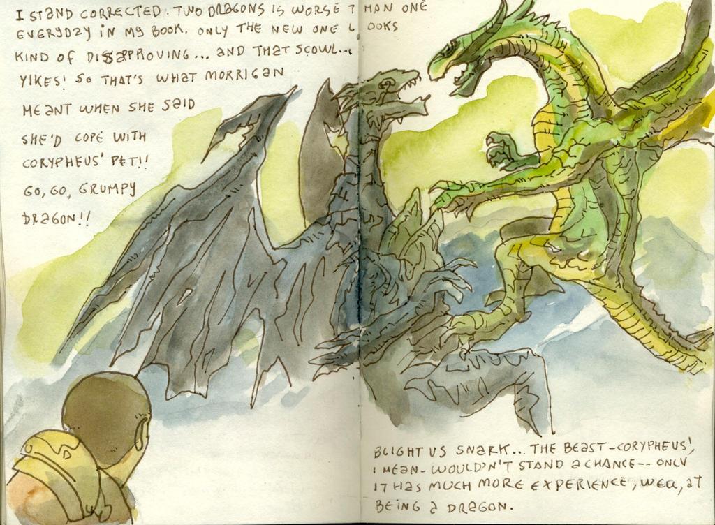 Dragon Age Inquisition (CV) by crisurdiales