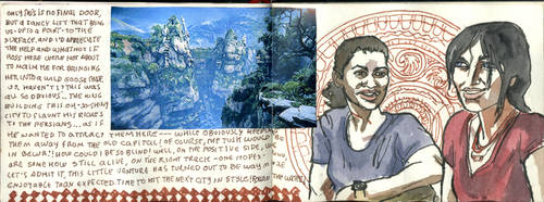 Uncharted Lost Legacy - Page 32 by crisurdiales