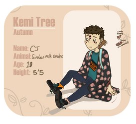 Kemi Tree App - CJ by ChaoticJukebox