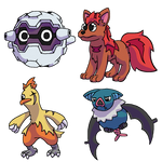 More Pokemon of the Week