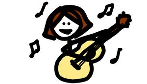 Guitar by JenniBeeMine