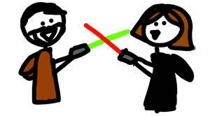 Star Wars Day by JenniBeeMine