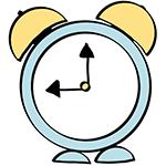 Alarm-clock2 by JenniBeeMine