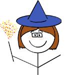 Wizard by JenniBeeMine
