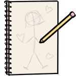 Sketchpad by JenniBeeMine
