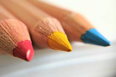 Primary Colors by JenniBeeMine