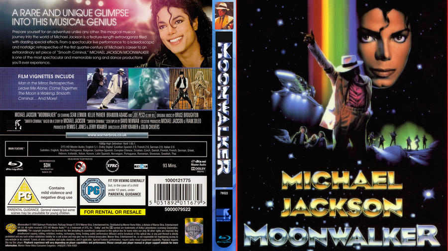 moonwalker dvd full latino dating