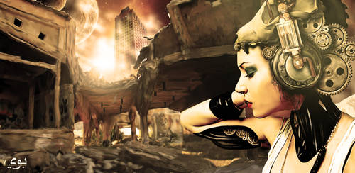 Post-apocalypse by exarxil