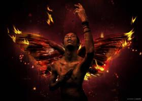 Azazel : Fallen From Grace by exarxil