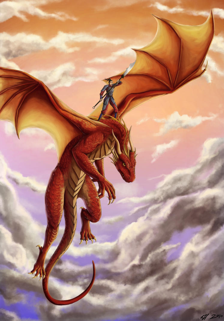 Temeraire The Ballad Of Mulan By Anqila On Deviantart