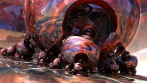 Obsidian Ornamentation by Swoopswatkill
