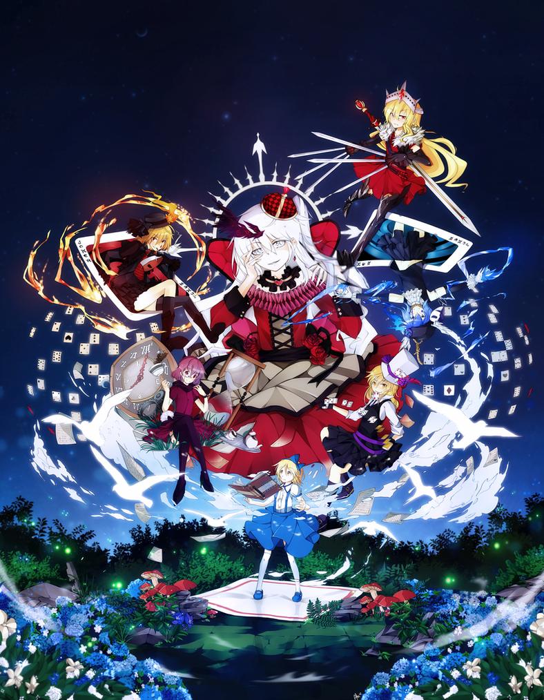 Open Sesame ~ Mystic Square by ALX-Z