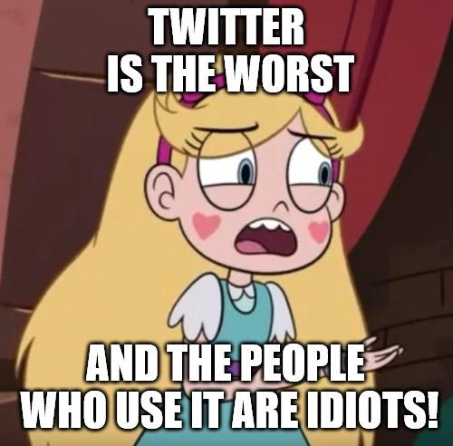 I Hate Twitter (magic)