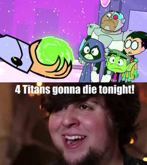 Teen Titan Massacre