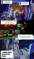 Why the Decepticons came to Lost Hex. by MayandKirby