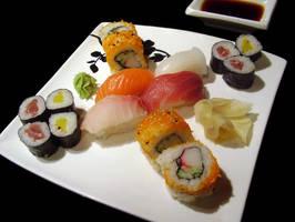 Sushi 1 by MorlothStock