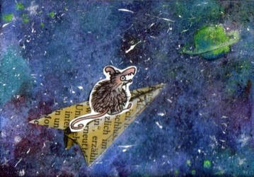 The Rat From Mars by beareen