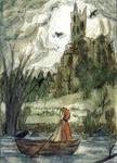 Ravenheart by beareen