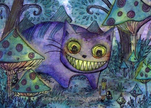 Lost in Wonderland by Doertchen