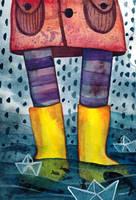 Rainy Day by beareen