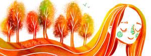 Autumn header by beareen