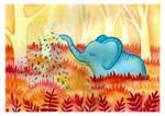 Elephant's Garden