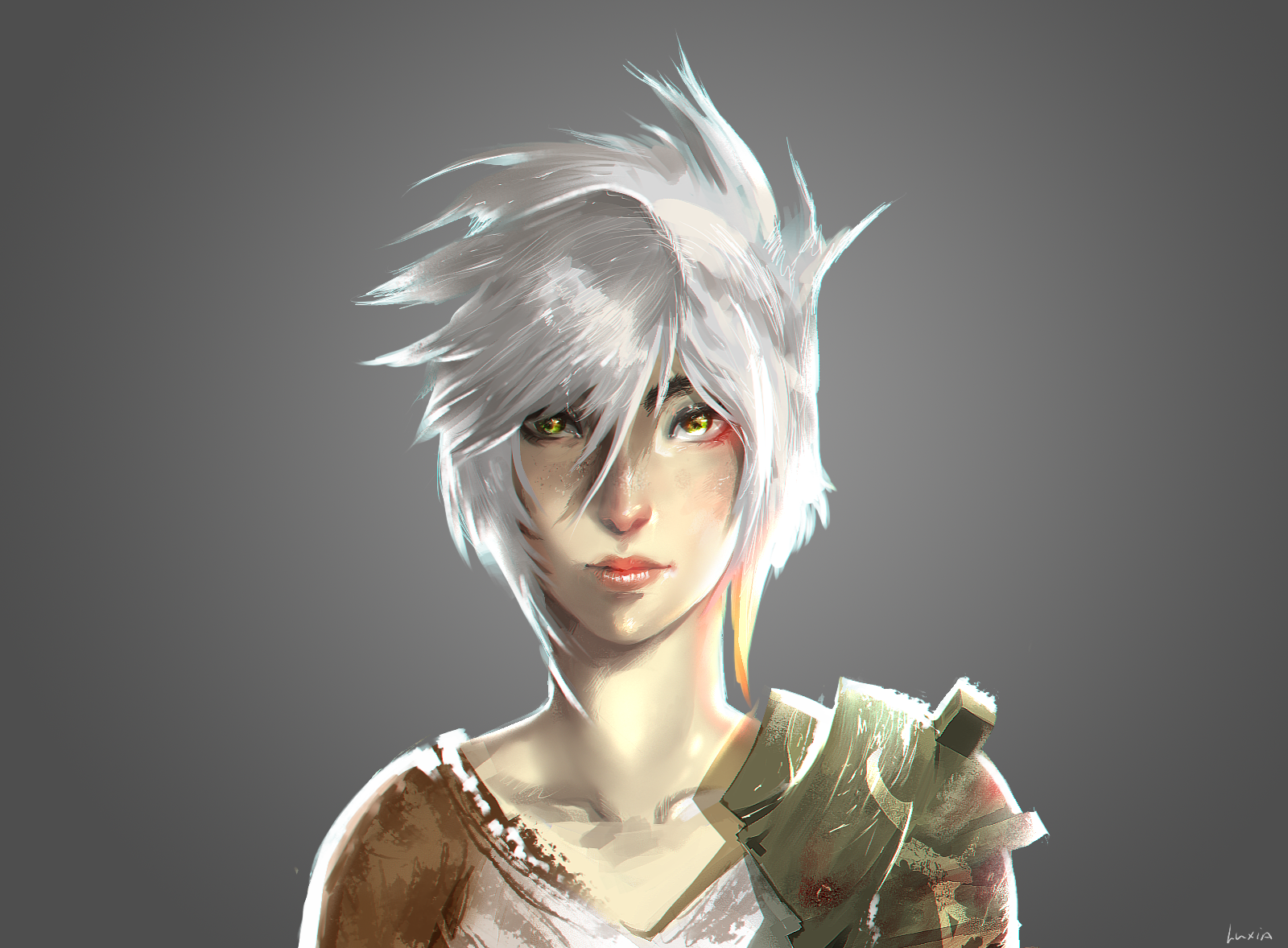 Riven by Luxial