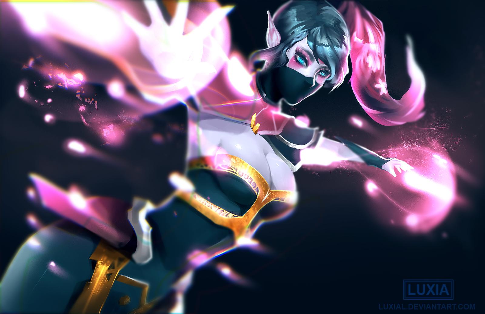 templar assassin by luxial on deviantart