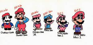 Mario Evolves 01