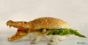 sandwich-crocodile
