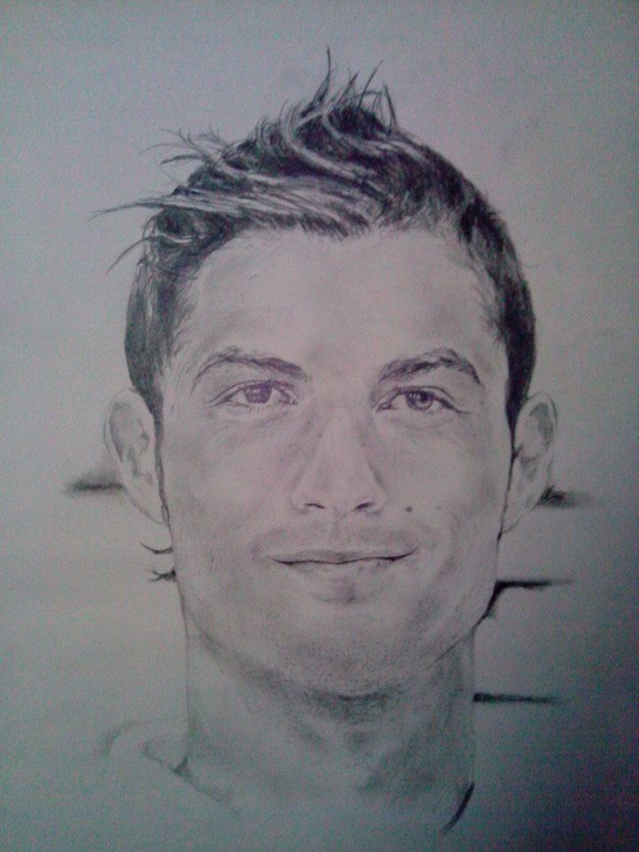 Cristiano Ronaldo By Mhrithikun On Deviantart