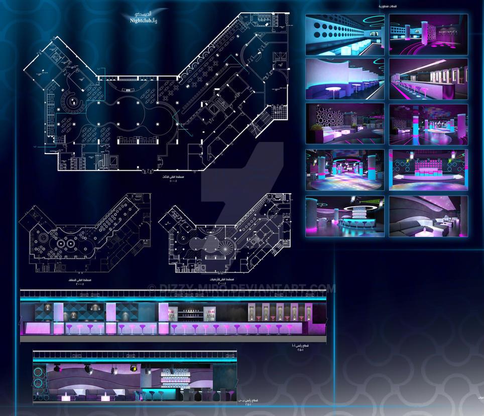 Movenpick Hotel - Nightclub by dizzy-miro