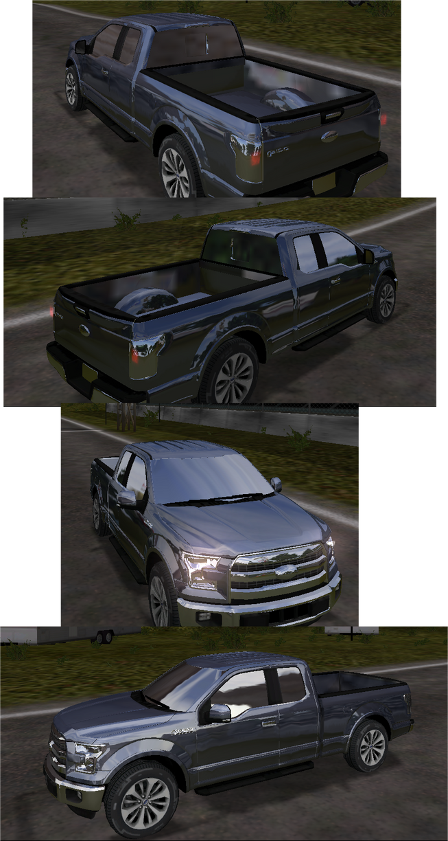 2015 Ford F-150 Lariat SuperCab by XxFengoxX
