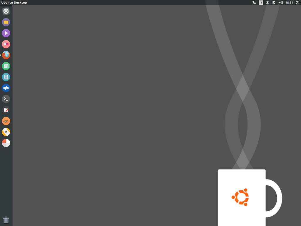 Ubuntu 16.04 with Numix pack themes by navalis
