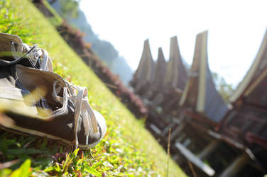 converse in Toraja by dyod