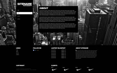 SITENAME Wordpress Blog