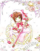 CardCaptor Sakura by Maria-Mika