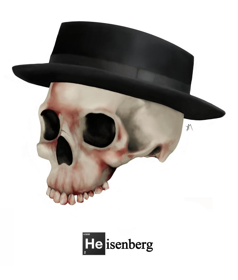 Heisenberg, Breaking Bad by MrMarriott