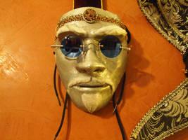 Steampunk Mask: The Sage