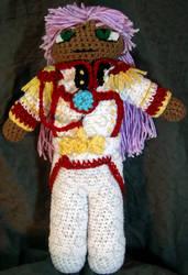 Akio Ohtori Tribute Doll by voxmortuum