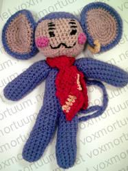 Chuchu Tribute Doll by voxmortuum
