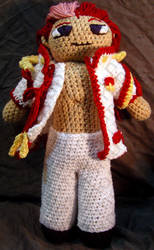 Touga Kiryuu Tribute Doll by voxmortuum