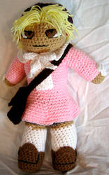 Momiji Sohma - Fruits Basket Tribute Doll by voxmortuum