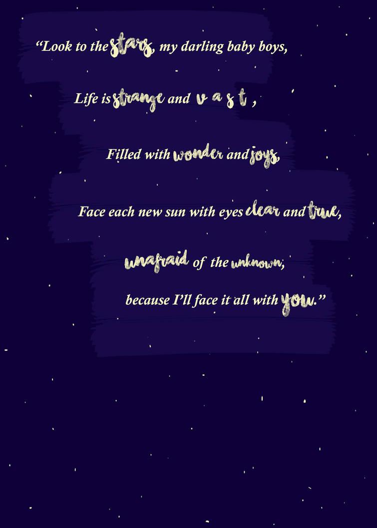 Della's lullaby edit by Kikithefox231