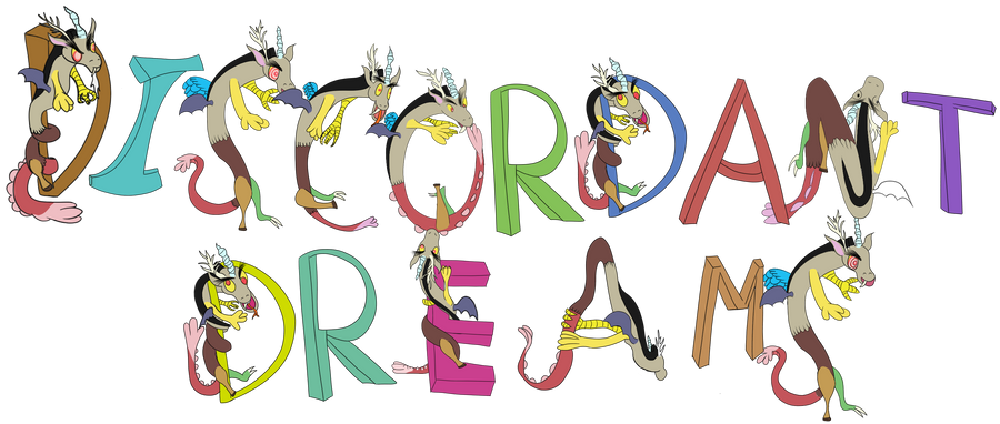 Discordant Dreams Logo by Dixcord